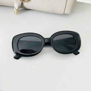 Retro Vintage Square Sunglasses